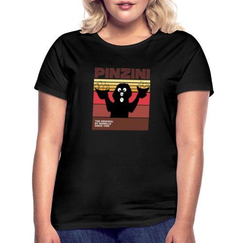 PINZINOBONELLO - Maglietta da donna