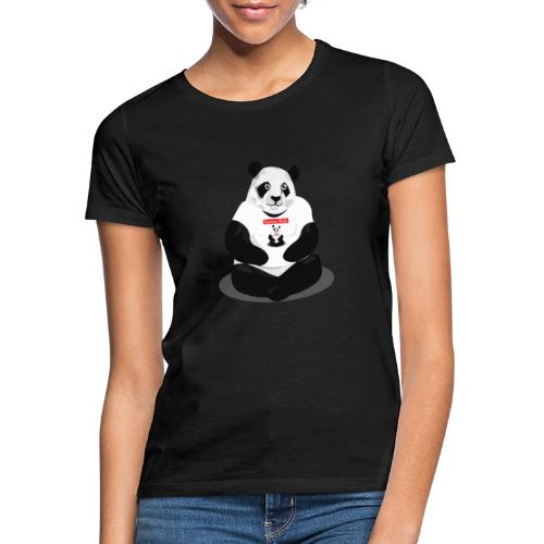 panda hd - T-shirt Femme