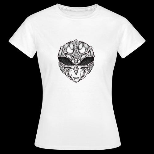 Dark Alien 23 - T-shirt Femme