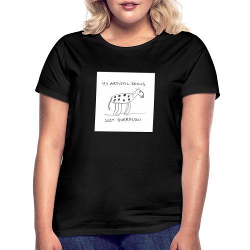 Kaunis lehmä - Naisten t-paita