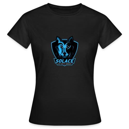 Solace Entertainment - Dame-T-shirt
