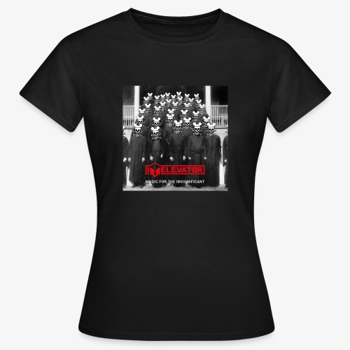 Music for the Insignificant - Vrouwen T-shirt
