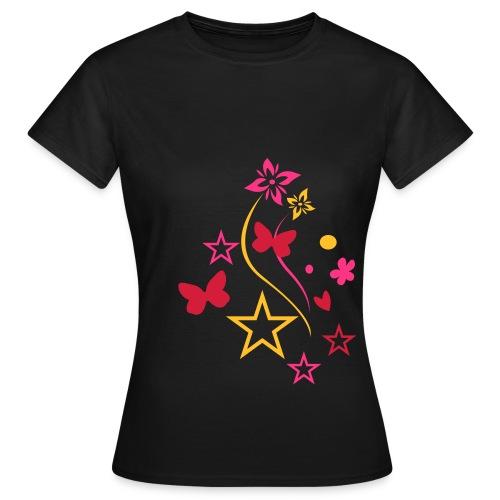 Droodle 3c [friswit.nl] - Vrouwen T-shirt