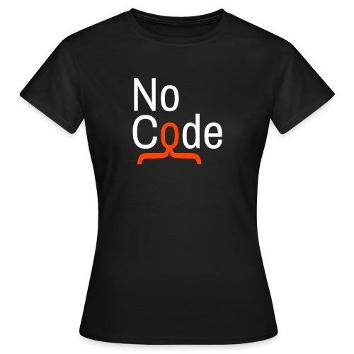 We love NoCode superpowers - Women's T-Shirt