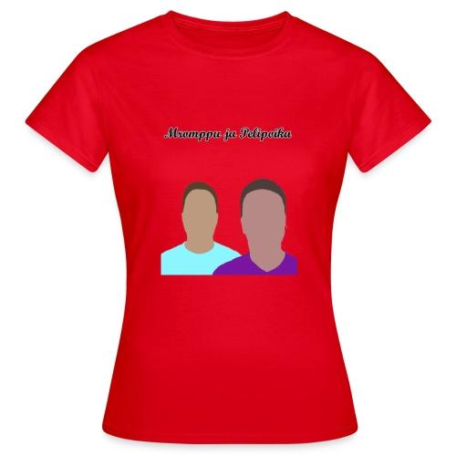 ukkopaita - Naisten t-paita
