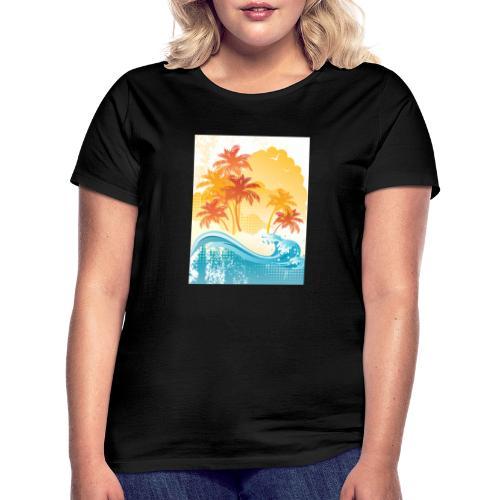 Palm Beach - Women's T-Shirt