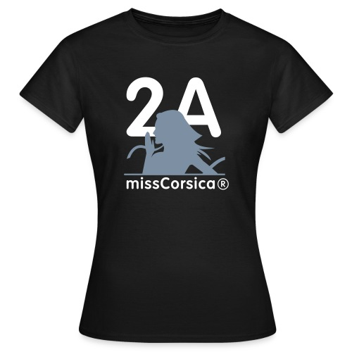 missCorsica 2A - T-shirt Femme