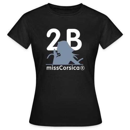 missCorsica 2B - T-shirt Femme