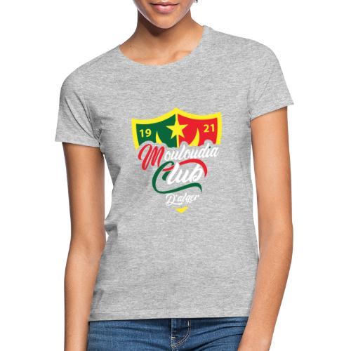MCA Mouloudia d'Alger - T-shirt Femme