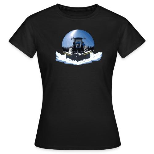 Brøyt - T-skjorte for kvinner