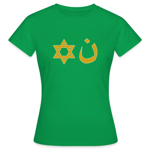 Les gens du livre - T-shirt Femme