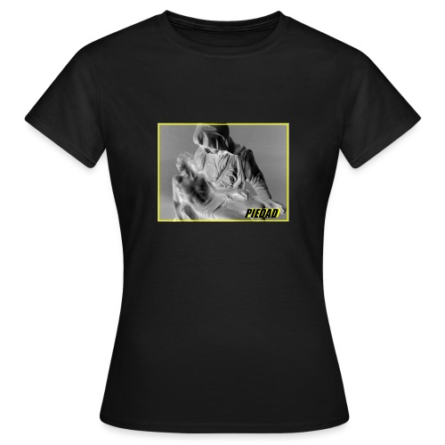 la piedad miguel angel - Camiseta mujer