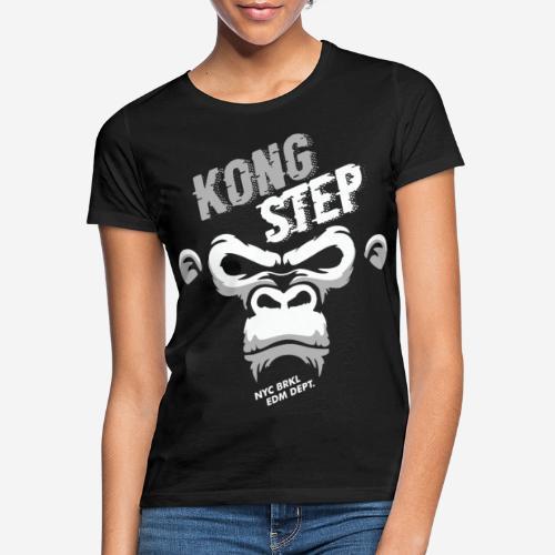 dubstep dub step music edm - Frauen T-Shirt