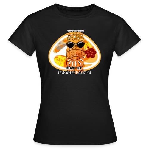 TSU07F - T-shirt Femme