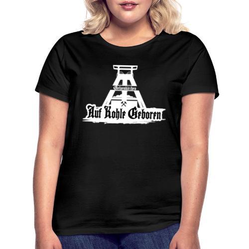 Gelsenkirchen White - Frauen T-Shirt