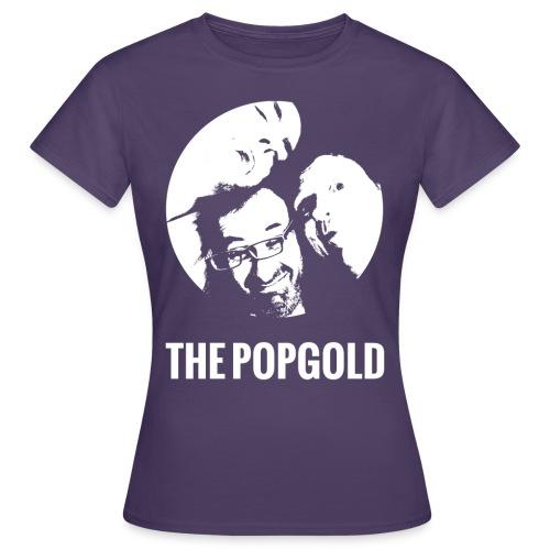popper2 - Frauen T-Shirt