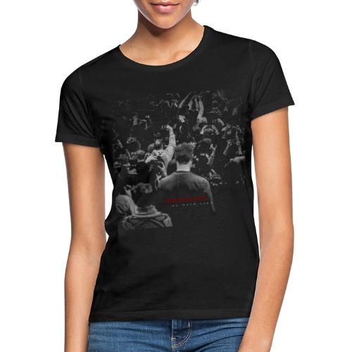 Simon Walther - A Cold Wind - Women's T-Shirt