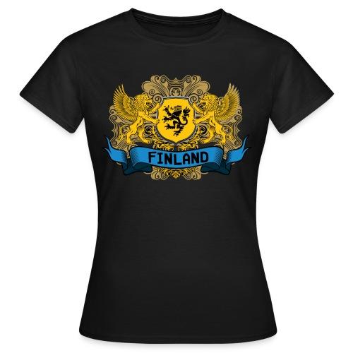 lionfinland - Naisten t-paita