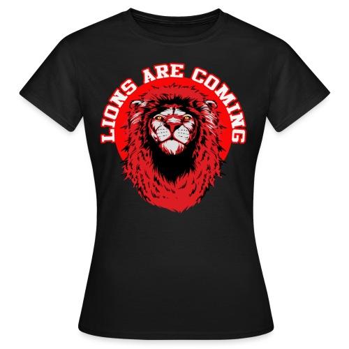 Lions - T-shirt Femme
