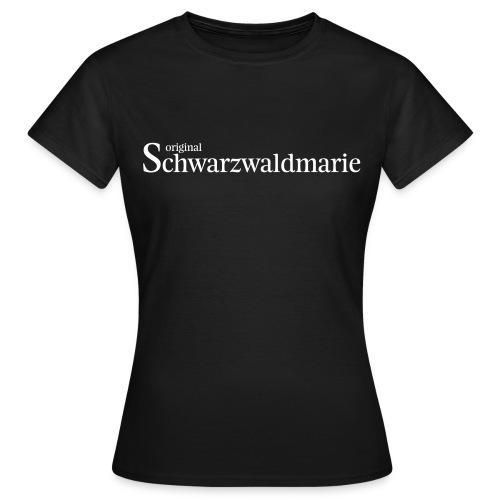 Schwarzwaldmarie - Frauen T-Shirt