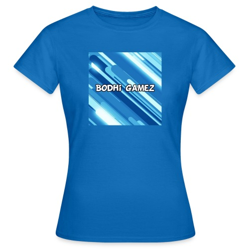 mijn logo YT - Vrouwen T-shirt