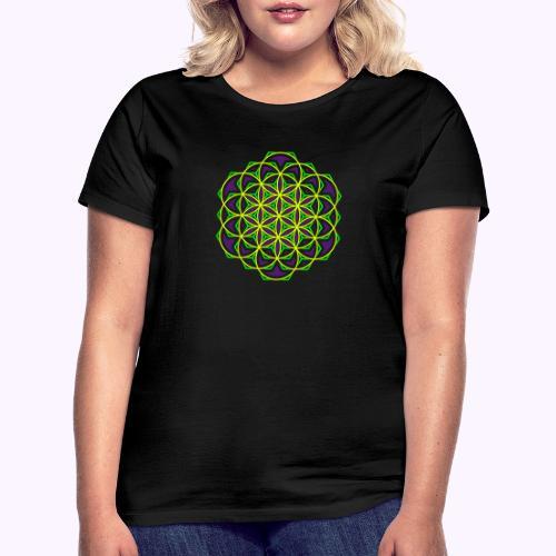 Flower of Life 2 - Camiseta mujer