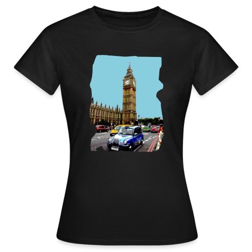 London BigBen - Vrouwen T-shirt