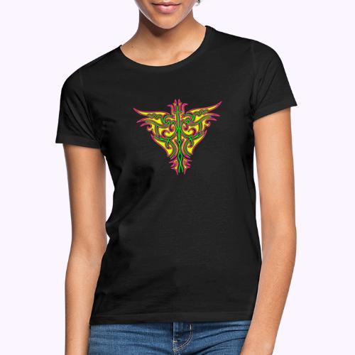 Maori Firebird - Dame-T-shirt
