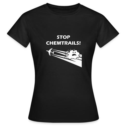 CAMISETA STOPCHEMTRAILS c - Women's T-Shirt