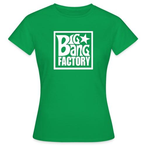 LOGOSTARWHITEBIG PNG png - T-shirt Femme