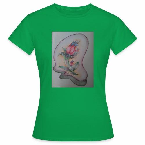 fiore magico - Maglietta da donna