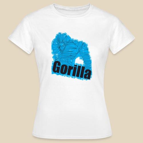 Blue Gorilla - T-shirt Femme