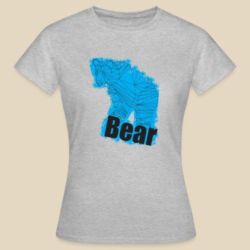 Blue Bear - T-shirt Femme