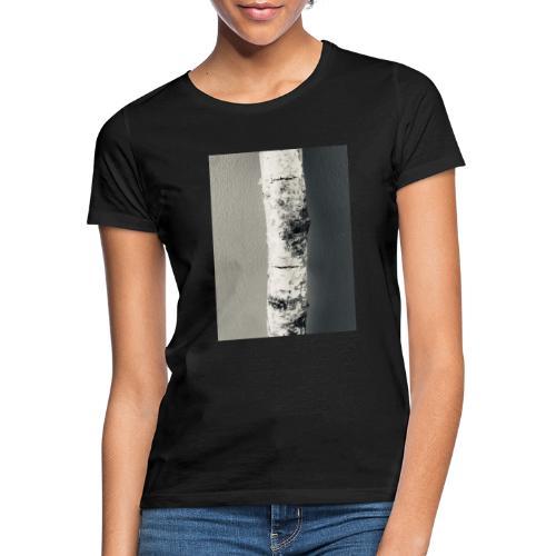 Birken Stamm - Frauen T-Shirt