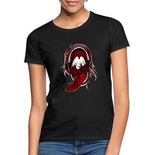 Big Mouth - T-shirt Femme