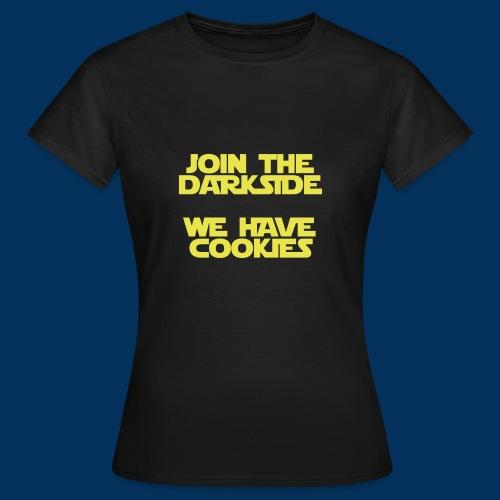 darkcookies - Women's T-Shirt