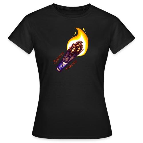 1032197 11642367 safetytorchimage orig - Women's T-Shirt