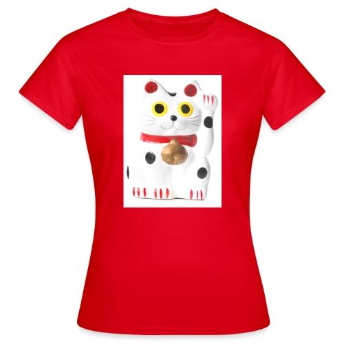 luckycat - Women's T-Shirt