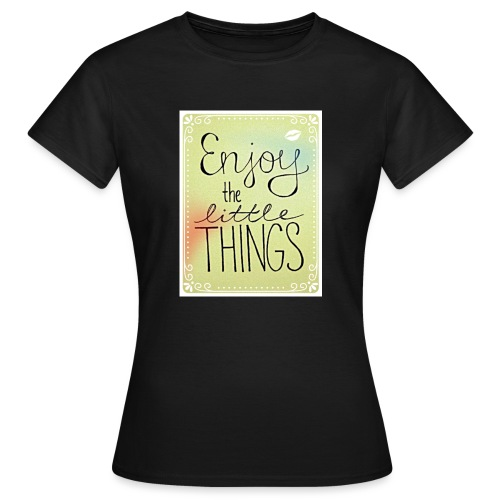 LITTLE_THINGS - Vrouwen T-shirt