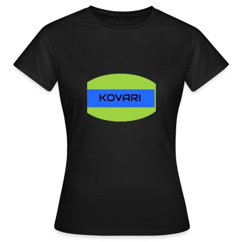 Kovari Logo - Naisten t-paita