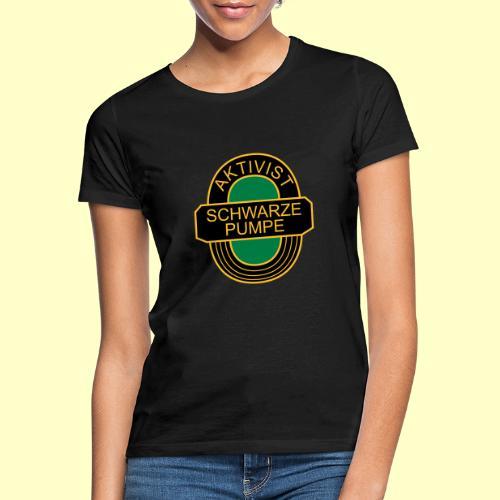 BSG Aktivist Schwarze Pumpe - Frauen T-Shirt