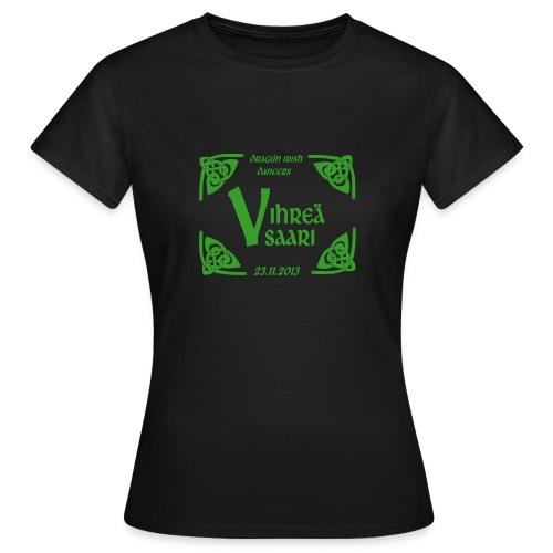dragun show logo2 - Naisten t-paita