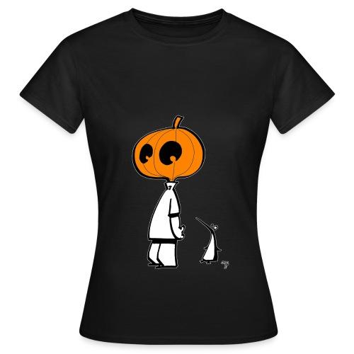 Pumpkin Pingouin 2 - T-shirt Femme