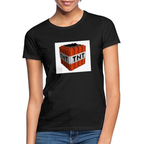 tnt block - Vrouwen T-shirt