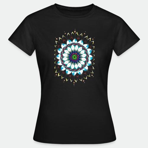 Flower Mandala 2016 - Women's T-Shirt