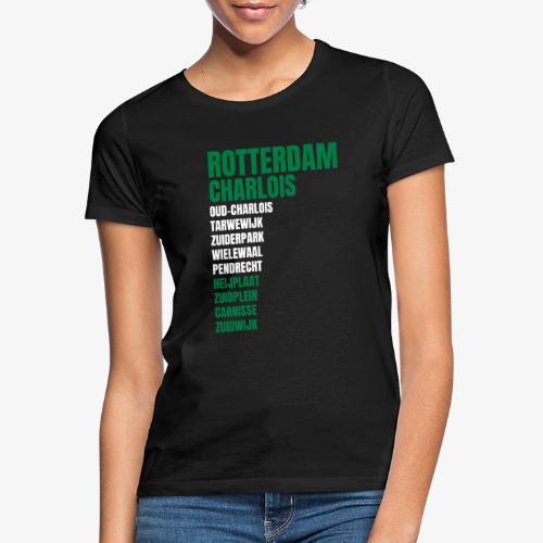 CHARLOIS KLEUR - Vrouwen T-shirt