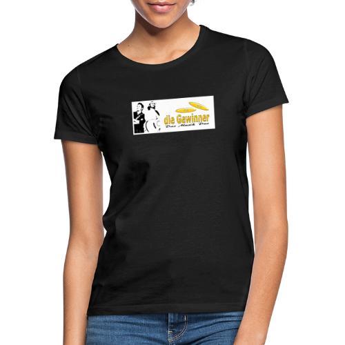 Das Logo mit dem Bild - Frauen T-Shirt