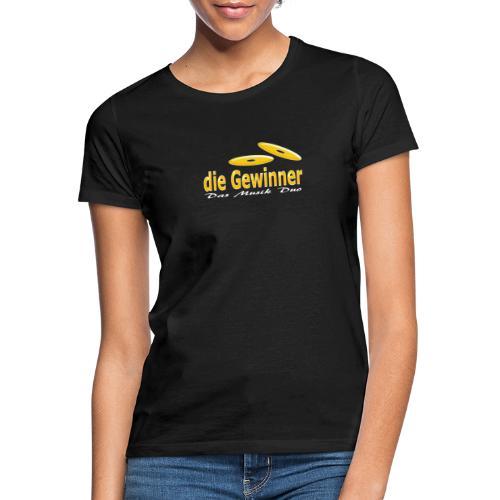 Das Klassische Weiße - Frauen T-Shirt