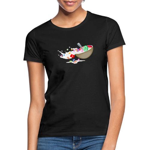 Cereals Socials - Frauen T-Shirt