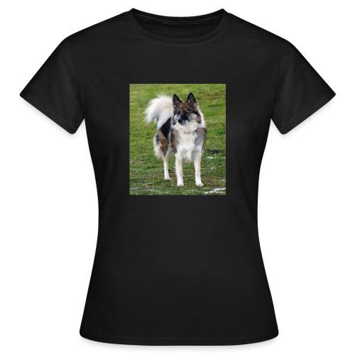 Dog shirt - Dame-T-shirt